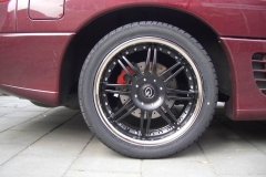 "3000 gt turbo 18"" velg"