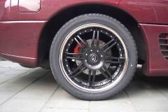 """3000 gt turbo 18"""" velg"""